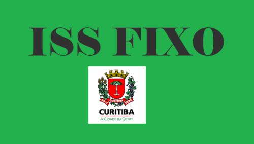 ISS FIXO CURITIBA